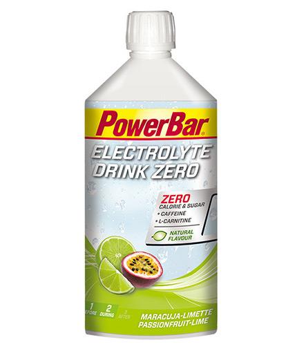 powerbar Electrolyte Drink  with Caffeine & L-Carnitine / 1Ltr