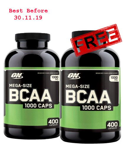 promo-stack ON BCAA 400 1+1 FREE