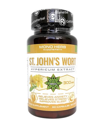 cvetita-herbal St.John's Wort / 60 Caps