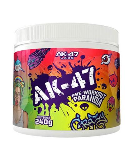 ak47-labs AK47 Pre-Workout