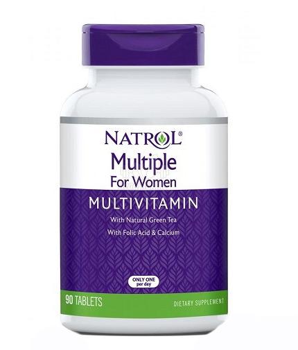 natrol Multiple for Women / 90 Tabs