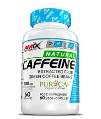 AMIX Natural Caffeine PurCaf® / 60 Vcaps