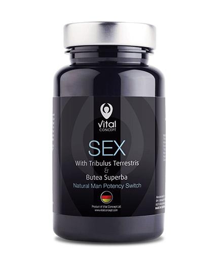 vital-concept Sex / 30 Vcaps.
