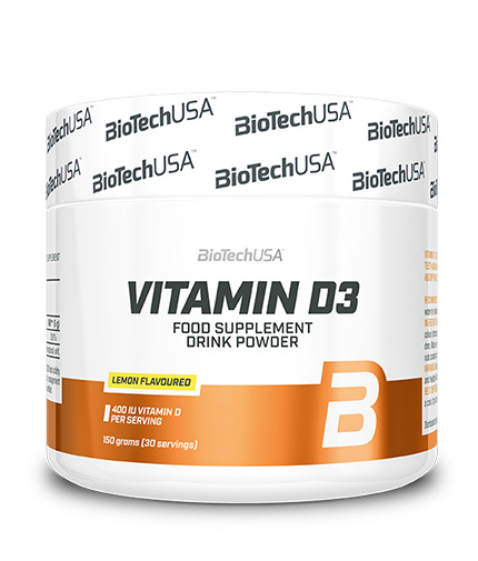 biotech-usa Vitamin D3 / 150g