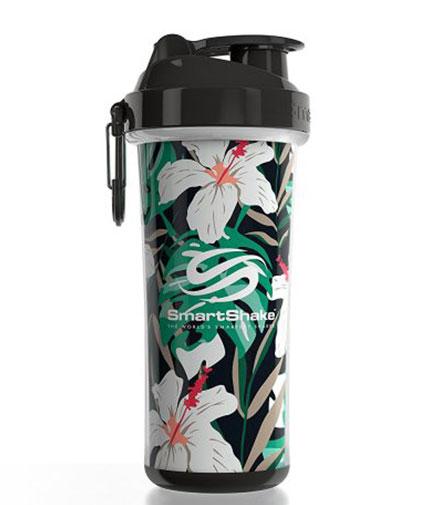 smart-shake Double Wall 750ml / Hawaii (Tropical)
