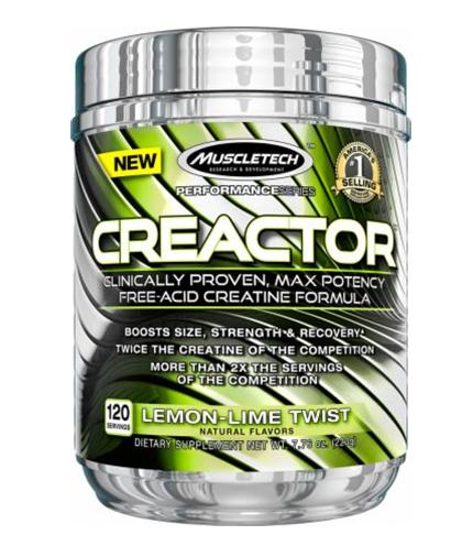 muscletech Creactor / 120serv.