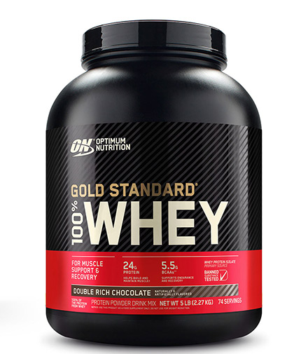 optimum-nutrition 100% Whey Gold Standard