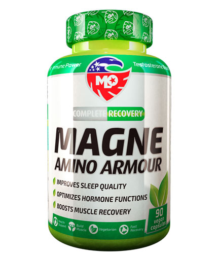 mlo Magne Amino Armour / 90 Caps