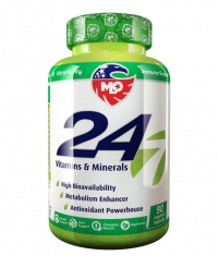 MLO 24/7 Vitamins and Minerals / 90 Tabs