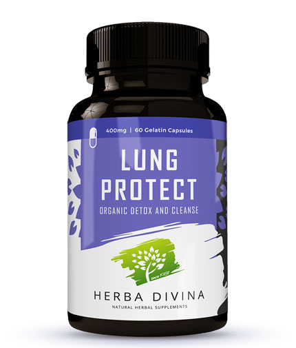 herba-divina Lung Protect / 60 Caps