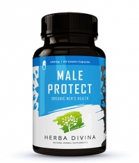 HERBA DIVINA Male Protect / 60 Caps