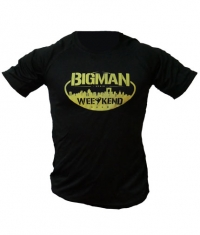 BIG MAN Weekend Shirt / Yellow