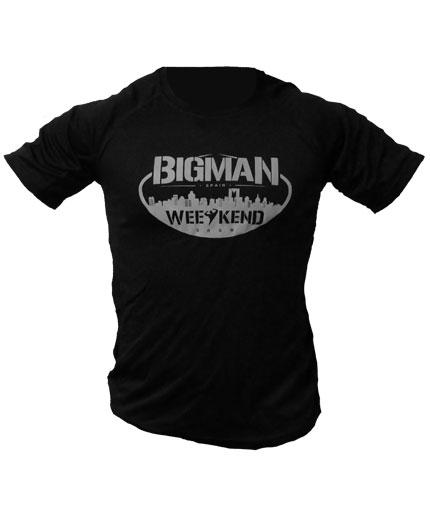 big-man Weekend Shirt / Grey