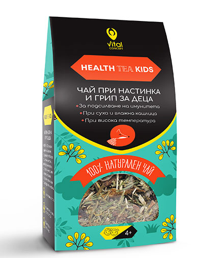 vital-concept Health Tea Kids