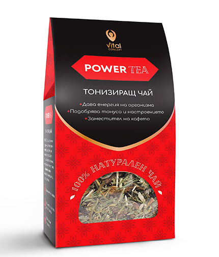 vital-concept Power Tea