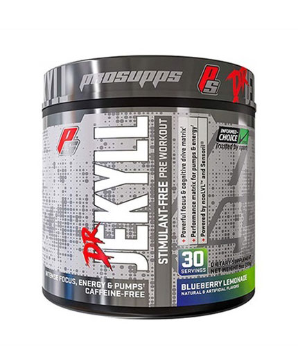 pro-supps Dr. Jekyll