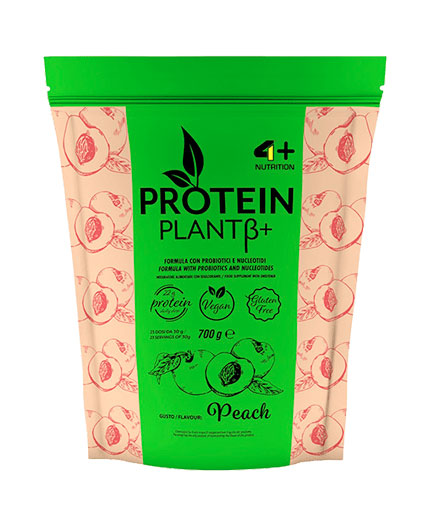 4-nutrition Protein Plant +