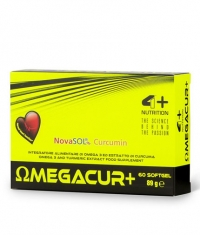 4+ NUTRITION Omega CUR + / 60 Softgels