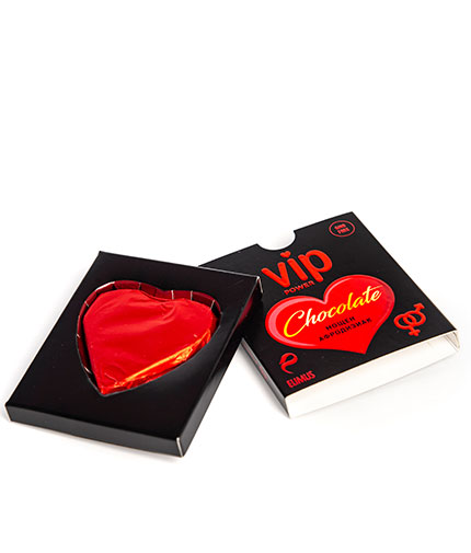 elimus Chocolate Heart VIP