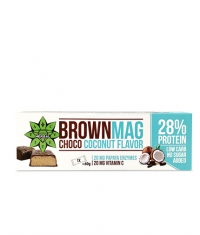 CVETITA HERBAL BrownMag Bar Coconut Box / 12x60g