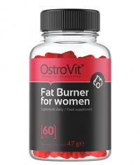 OSTROVIT PHARMA Fat Burner for Women / 60 Caps