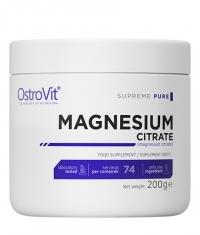 OSTROVIT PHARMA Magnesium Citrate Powder