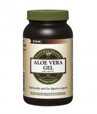 GNC Natural Brand Aloe Vera Gel 90 Caps.