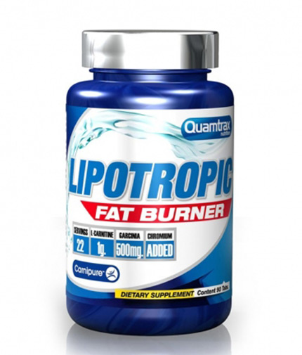 quamtrax-nutrition Lipotropic Fat Burner / 90 tabs