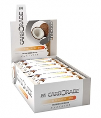 FA NUTRITION Carborade Recovery Bar Box / 24x40g