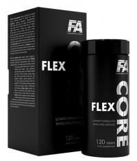 FA NUTRITION CORE Flex / 120 Tabs