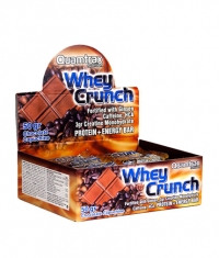 QUAMTRAX NUTRITION Whey Crunch /24 бр. в кутия/