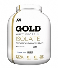 FA NUTRITION Gold Whey Isolate