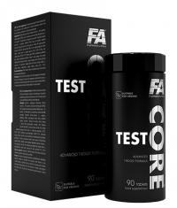 FA NUTRITION Test CORE / 90 Caps