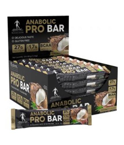 kevin-levrone Black Line / Anabolic Pro / Protein Bar Box / 24x68g