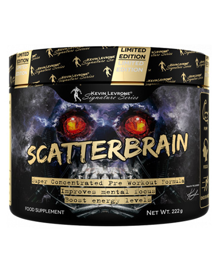 kevin-levrone Black Line / Scatterbrain / Super Concentrated Pre Workout