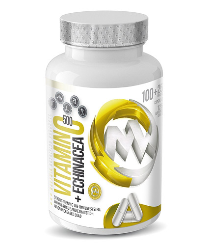 maxxwin Vitamin C 500 + Echinacea / 125 Caps