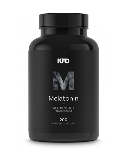 kfd Melatonin / 200 Caps
