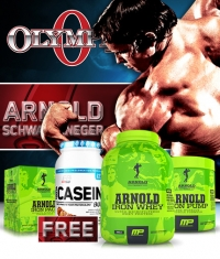 PROMO STACK MR. Olympia - Arnold Schwarzenegger