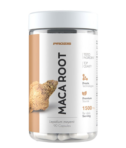 prozis Maca Root 1500mg / 90 Caps