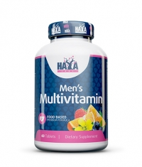 HAYA LABS Food Based Men's Multi / 60tabs.