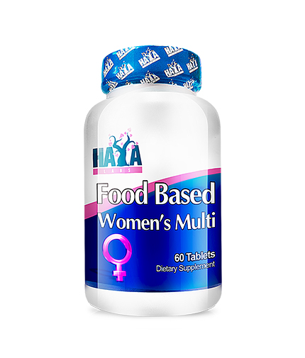 haya-labs Food Based Women's Multi / 60tabs.