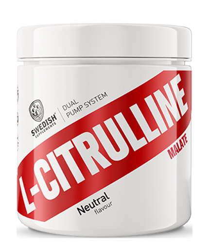 swedish-suplements Citrulline Malate