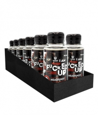 SWEDISH SUPLEMENTS I am F#CKED UP Headshot / 12x100ml