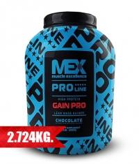 MEX Flex Wheeler's High Protein Gain Pro