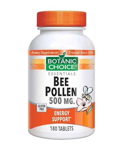 botanic-choice Bee Pollen Tablets 500mg / 180 Tabs