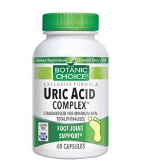 BOTANIC CHOICE Uric Acid Complex / 60 Caps