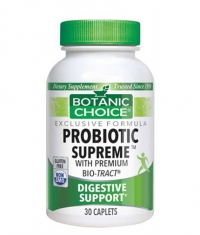 BOTANIC CHOICE Probiotic Supreme / 30 Caps