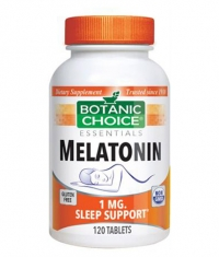 BOTANIC CHOICE Melatonin 1mg / 120 Tabs
