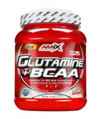 AMIX Glutamine + BCAA