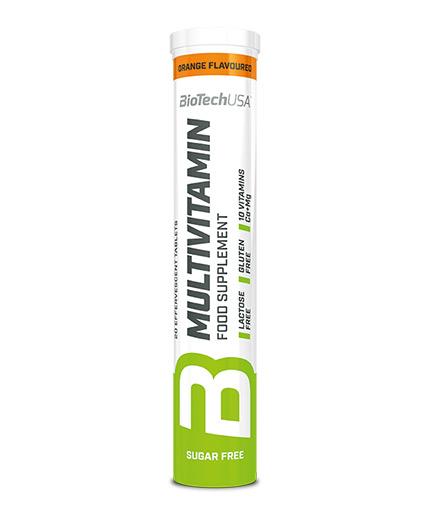 biotech-usa Multivitamin / 20 Effervescent Tabs
